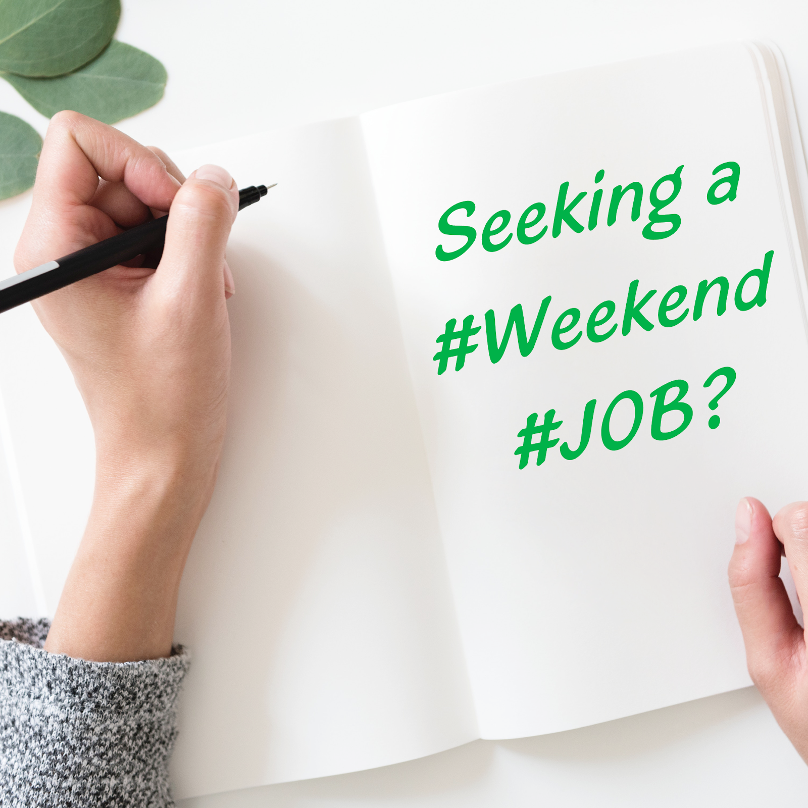 Weekend-Only-Jobs-Near-Me