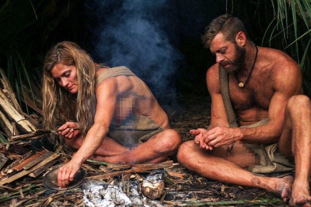 Naked And Afraid Prize